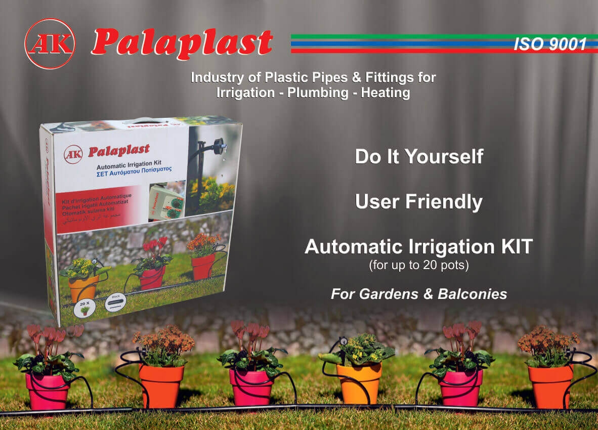 Automatic Irrigation Kit