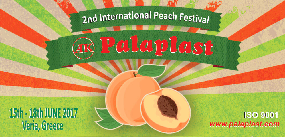 PARTICIPATION OF PALAPLAST AT PEACH FESTIVAL